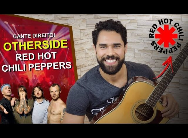 "Aprenda a cantar direito a música ""Otherside"" do Red Hot Chili Peppers"